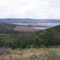 Lake Burrendong. Wellington