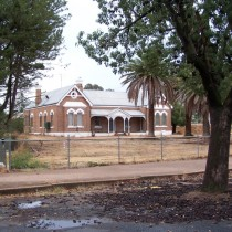 Small Wooden Convent. Murrumburrah