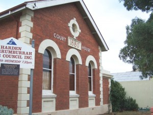 Court House. Murrumburrah