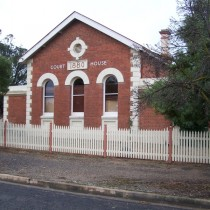 Court House. Murrumburrah