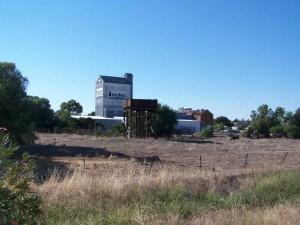 Flour Mill. Grenfell