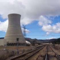 Power Station. Lithgow