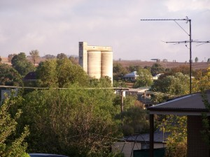 Small Town. Murrumburrah