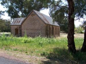 Stone Church.  Dripstone