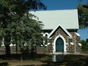 Bluestone Church. Cudal