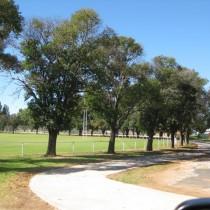Cumnock Sports Oval 2