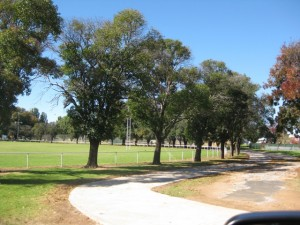 Cumnock Sports Oval 2