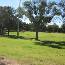 Cumnock Sports Oval