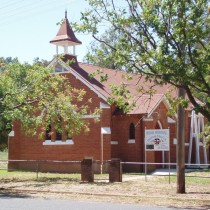 Uniting Church. Eugowra