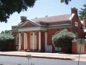 Council Building. Eugowra