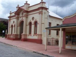 Cabonne Council Building. Molong