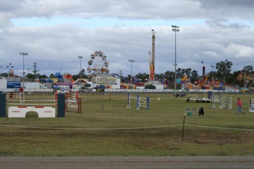 Country Showgrownd. Dubbo