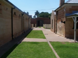 19thC Country Gaol. Dubbo