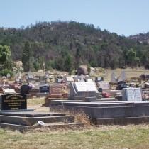 Historic Cemetery. Eugowra