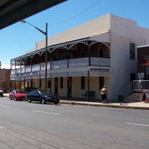 Old Vic Inn. Canowindra