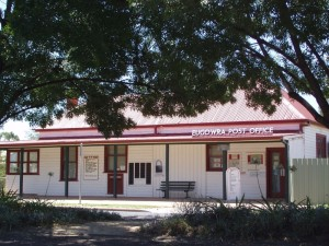 Post Office. Eugowra