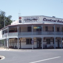 Central Hotel. Eugowra