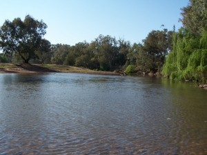 4WD River Crossing. Dubbo