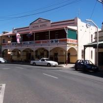 Royal Hotel. Canowindra