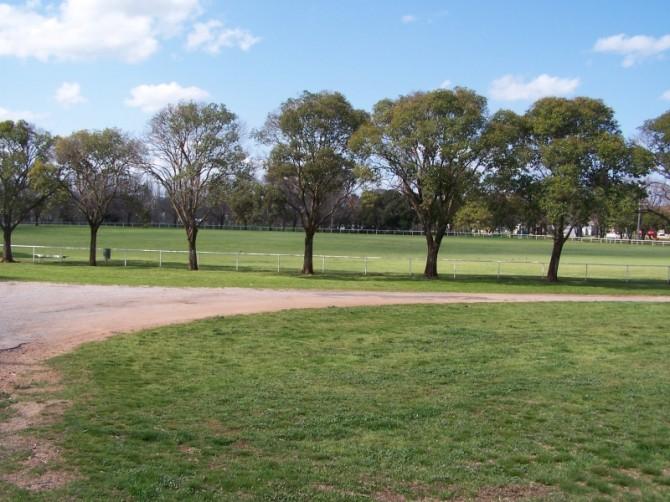 Sports Ground. Cumnock