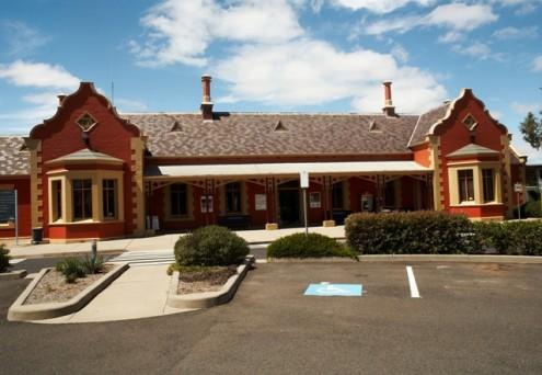Railway Station 01
