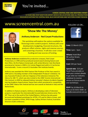 SC Show me the money flyer 2