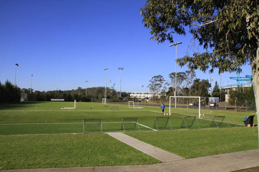 Blacktown International Sports Park Blacktown