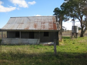 Borenore Disused House 2