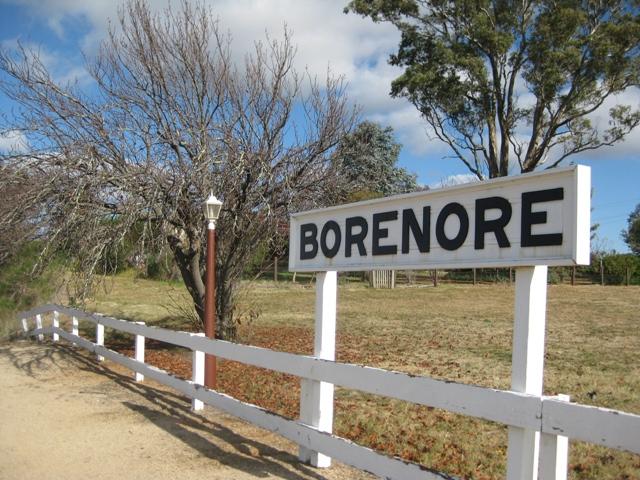 Borenore Railway Station 2
