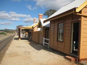 Borenore Railway Station 4