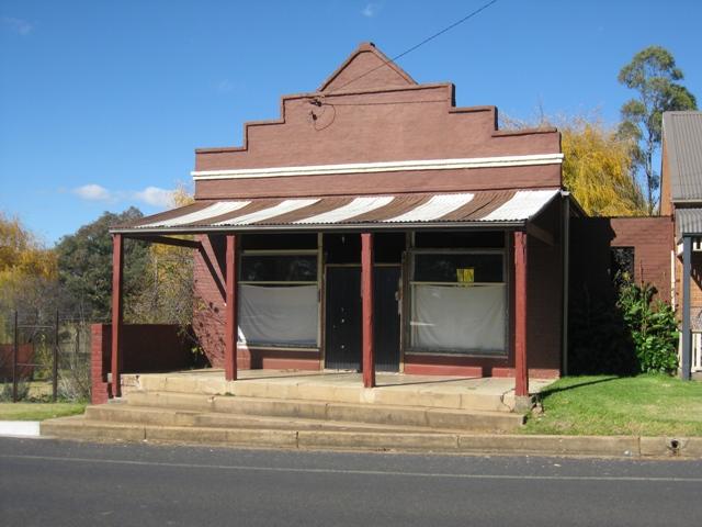 Cargo Shop Front 1