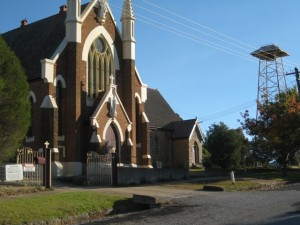 Church Molong