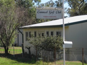 Cumnock Golf Club