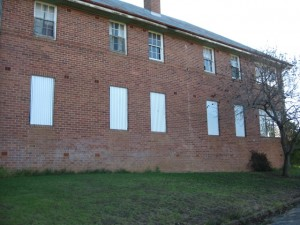 Disused Hospital Molong2