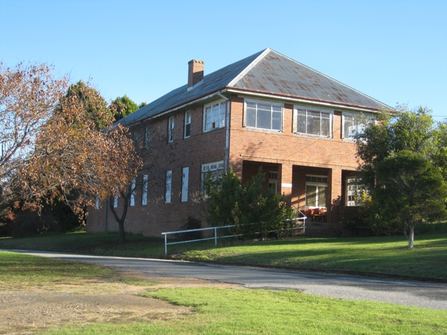 Disused Hospital Molong3