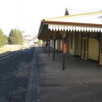 Molong Railway Station