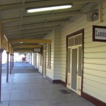 Molong Railway Station1