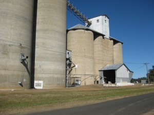 Yeoval Silos
