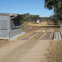 Yeoval Weighbridge