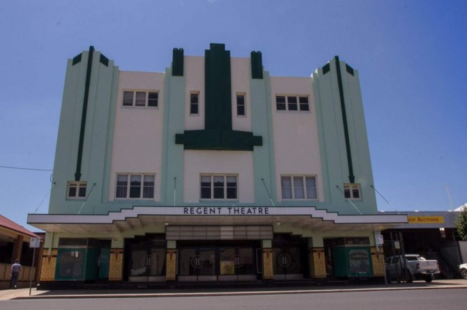 Regent Theatre (now disused)