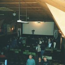 Art Deco country cinema production location 1