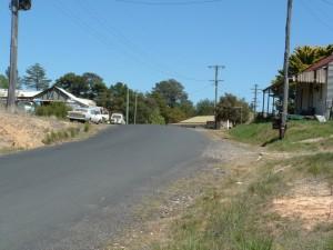 Small Village. Burraga