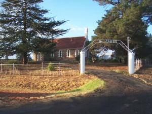 Small Stone Church. Harden