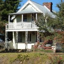 Old House. Oberon