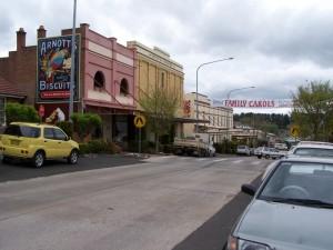 Small Town. Portland