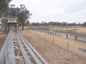 Country Speedway. West Wyalong