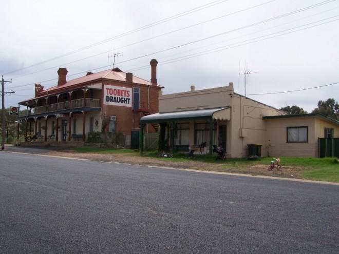 Colonial Shopfronts. Stuart Town