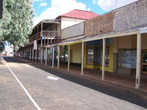 Colonial Shopfronts. Trundle