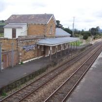 Railway Station. Wallerawang