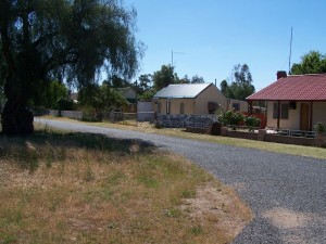 Small Country Town. Greenethorpe